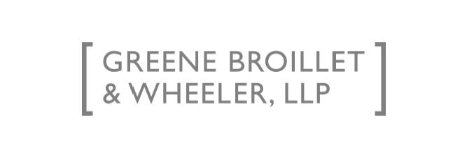 Greene Broillet & Wheeler, LLP